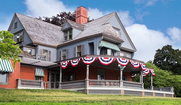 Vicon cameras secure Theodore Roosevelt's Sagamore Hill property