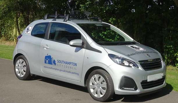 Videalert Supplies Multi-Purpose Mobile Enforcement Vehicle Supporting Traffic And Community Safety Applications In Southampton