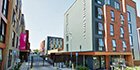 Videx VX2200 audio door entry system secures residential development at the University of Leeds