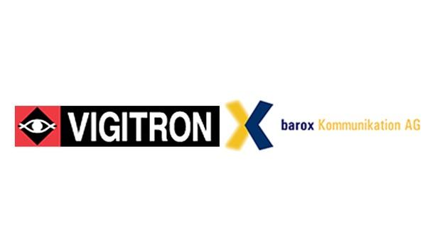 Barox Kommunikations and Vigitron establish Design Centre to provide security network design services