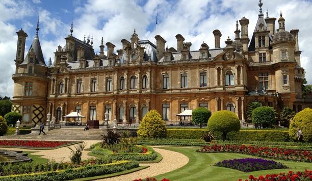 Castel Audio-video Intercom Technology Secures Waddesdon Manor Estate In Buckinghamshire