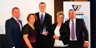 Ward Security awards its top performers of 2014