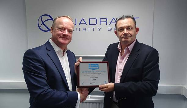 Quadrant Security Group awarded Wavestore Enterprise-level partner status