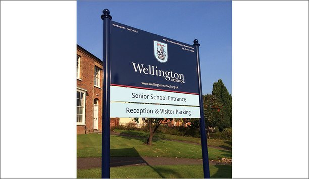 SALTO XS4 Delivers Secure Integrated Access Solution For Wellington School