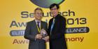 "VIVOTEK wins ""Camera Excellence Award"" at Secutech Taipei 2013"
