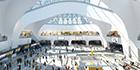 Winsted provides custom-designed equipment for Birmingham New St station, UK