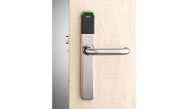 SALTO Systems launches XS4 One robust smart locking solution with integral reader