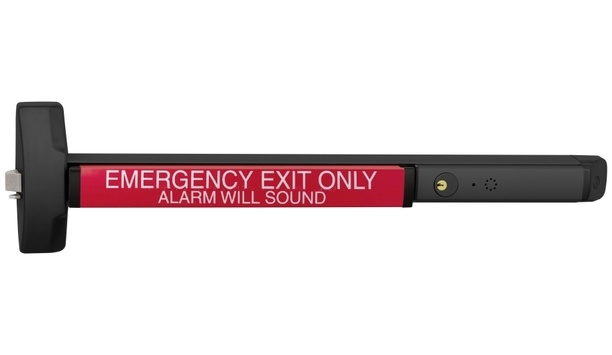 Yale Commercial introduceas A-ALR emergency exit technology to 6000 Series exit devices