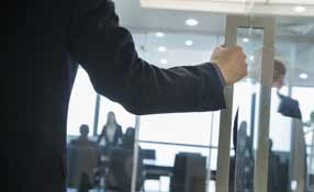 Integrating biometrics with an organisation's existing access control system