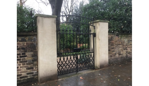 Abloy UK And Barry Brothers Safeguard Communal Garden In Kensington With CLIQ Go Access Control System