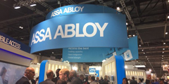 ASSA ABLOY Access Control demonstrates live integrations with Aperio at IFSEC 2016