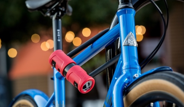 ABUS launches 440A U-lock with 100db alarm system and 3D Position Detection System