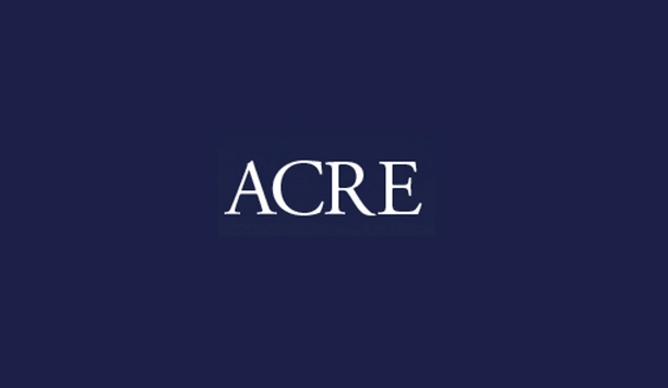 ACRE CEO Named As IFSEC Global Security & Fire Influencer 2018
