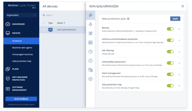 Acronis announces Cyber Protect 15 for backup, anti-malware and cybersecurity solutions
