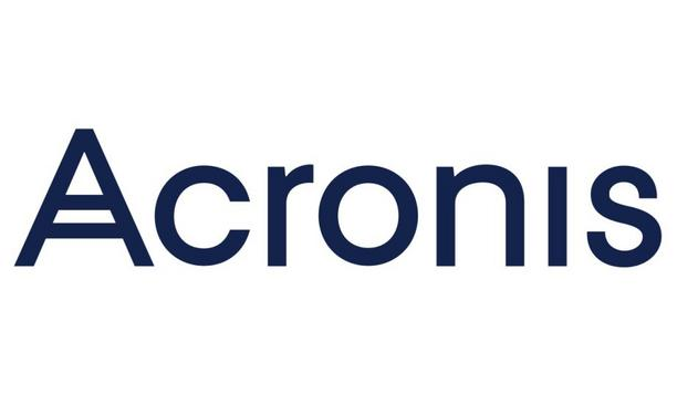 Acronis Shares Details Of Their Partner Program To Provide Technical And Financial Support To Their Partners