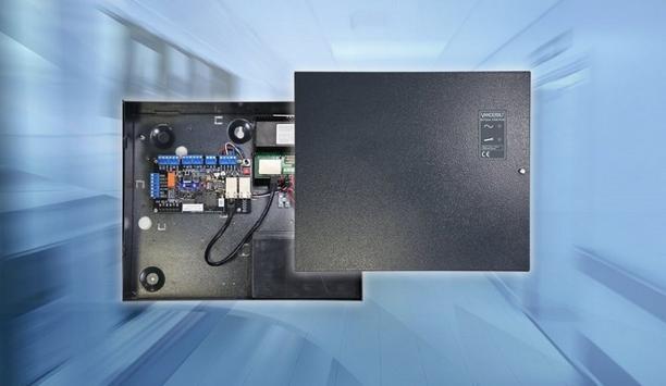 Vanderbilt announces single-door IP Controller with a dual-port Ethernet switch ACTpro-1500