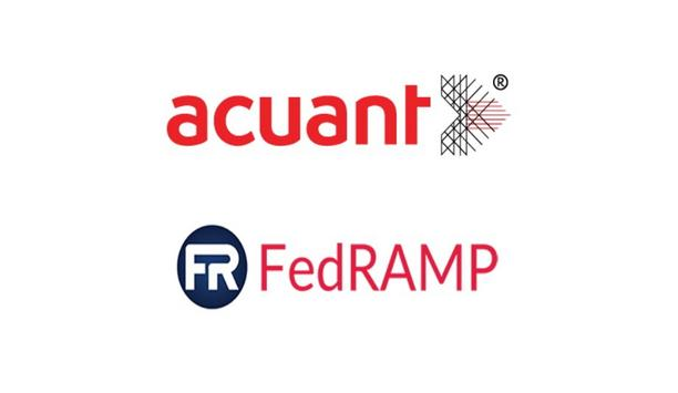 Acuant's AssureID™ Connect, Ozone® & FaceID Facial Recognition System Prioritized By FedRAMP JAB