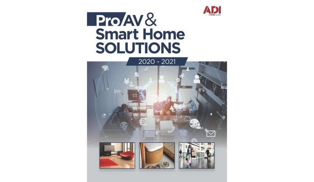 ADI Global launches Pro AV and Smart Home Solutions catalogue to help dealers with finding products