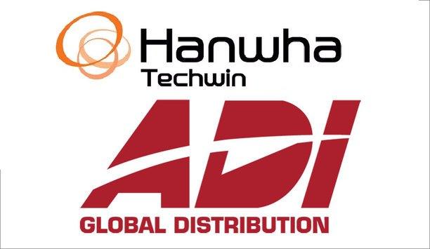 ADI Global Distribution and Hanwha Techwin form strategic alliance