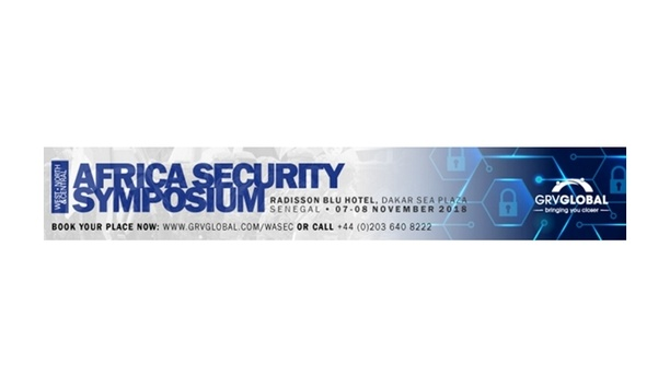 The Africa Security Symposium 2018 focuses on providing excellent business networking opportunities