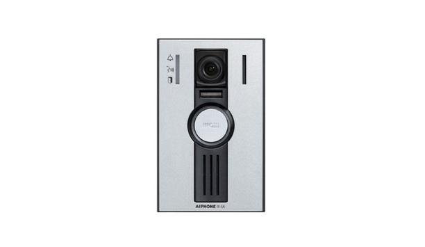 Aiphone unveils weather-resistant IX-EA IP video door station intercom, new addition to its IX Series products portfolio