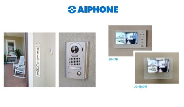 Aiphone's JO Series installed in Florida residence