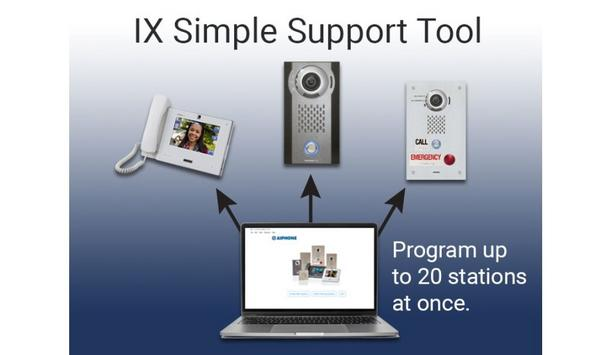 Aiphone launches a simplified version of the IX Support Tool programming software