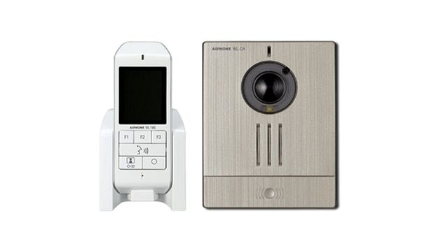 Aiphone launches WL-11 wireless video doorbell with DECT technology