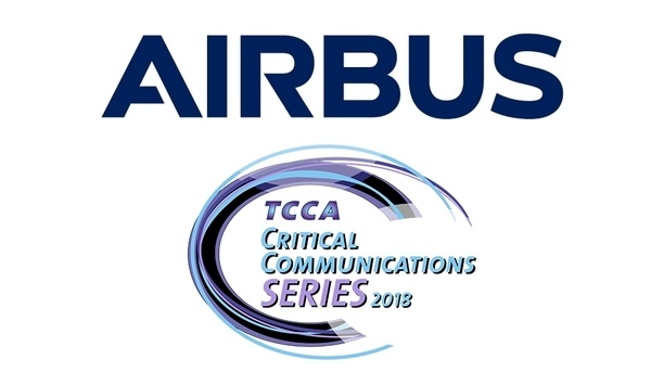 Airbus demonstrates Tactilon Agnet collaboration solution at Critical Communications World 2018