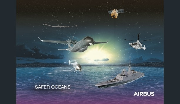 Airbus to showcase smart naval solutions for safer oceans at Euronaval 2018