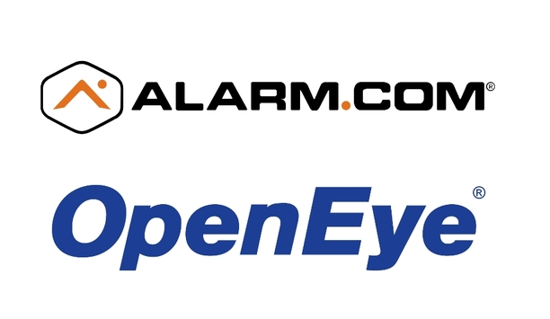 Alarm.com Acquires OpenEye, A Cloud-Based Video Surveillance Solutions Provider