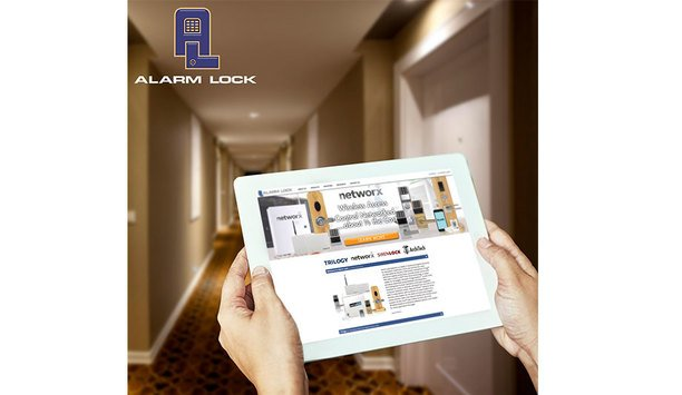 Alarm Lock Systems launches new multi-platform website, ideal for mobile devices