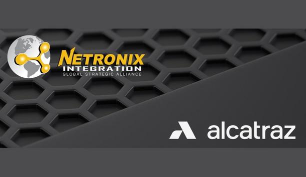 Alcatraz AI and Netronix Integration collaborate to deliver facial authentication access control solutions