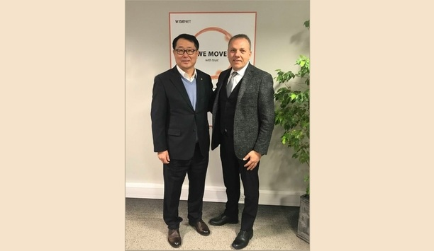 Alerta and Hanwha Techwin sign distribution partnership on IP network-based security solutions