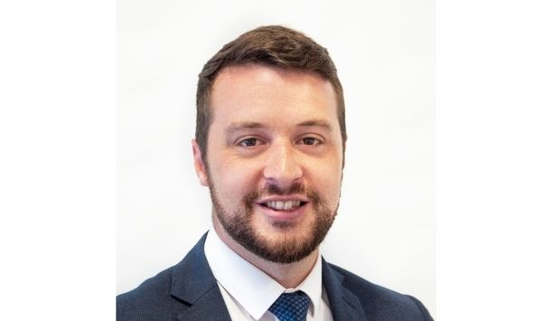 3xLOGIC strengthens its European operation with the appointment of Alex Buckle as UK business development manager