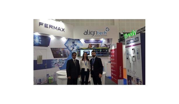 Aligntech Showcases FERMAX Video Door Entry Systems At Intersec 2020