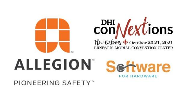 Allegionannounces integration of its Overtur digital environment with Software for Hardware's platform, prior to DHI conNextions 2021 event