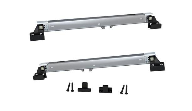 Allegion announces 'soft close' feature addition to its Brio Open Rail 80 sliding door system