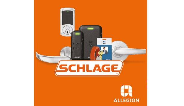 Allegion merges its aptiQ and XceedID access control brands under Schlage brand