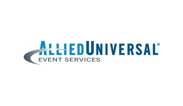 Allied Universal announces rebrand of Staff Pro to Allied Universal Event Services