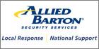 AlliedBarton security awards this year's Ralph Day Security award to Myisha Pullum at ASIS 2013