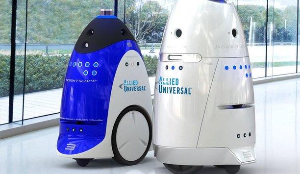 Robotics trending in security solutions sector