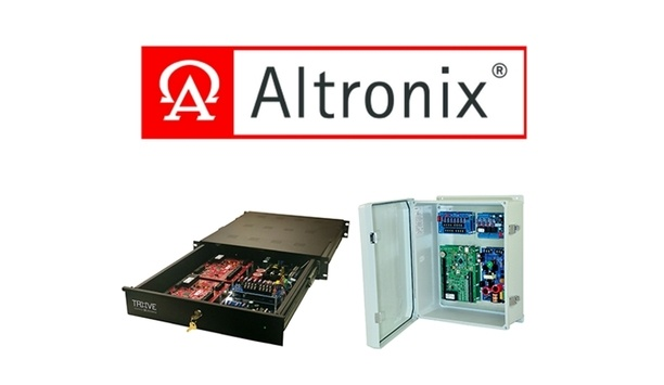 Altronix Expands Trove Access And Power Integration Series With New Rackmount And Outdoor Solutions At GSX 2018