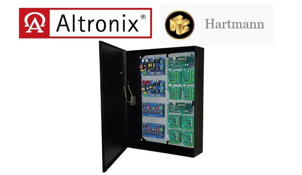 Altronix Offers Pre-Configured Trove™ Access And Power Integration Kits To Hartmann Controls