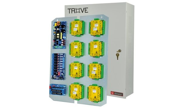 Altronix adds Paxton Access to Trove Access and Power Integration solutions