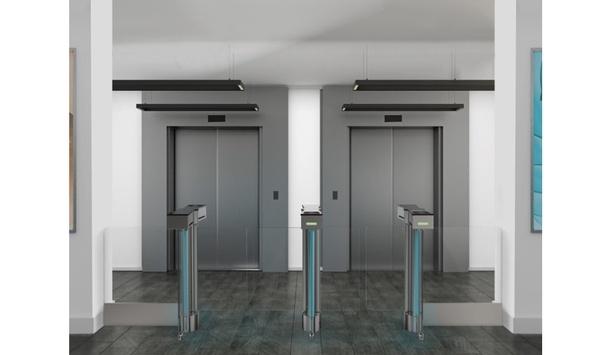 Alvarado launches SU4500 compact barrier optical turnstile to enhance perimeter security