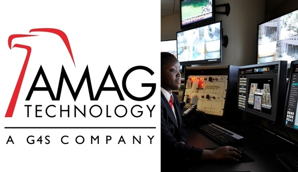 AMAG Technology Launches Symmetry Control Room For Situational Awareness And Video, Visitor And Incident Management