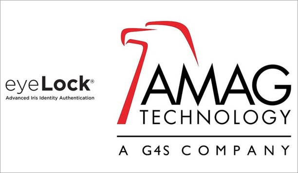 AMAG announces EyeLock as certified member of its Symmetry Preferred Partner Program