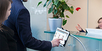 ISC West 2016: AMAG's new Symmetry GUEST web-based visitor management system for improved customer service