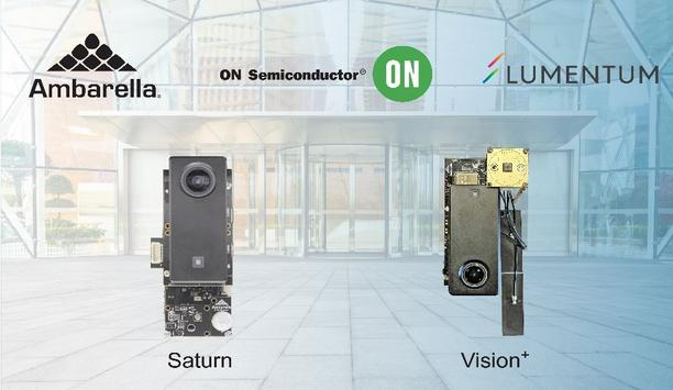 Ambarella, Lumentum, On Semiconductor organise a live webinar on 3D sensing and AI processing for the real world